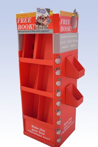 News Limited 4-way stand