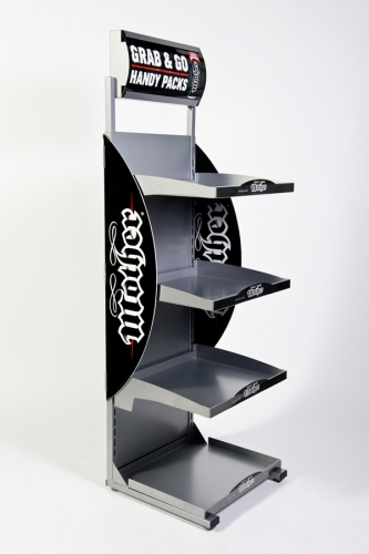 Coca Cola ambient stand