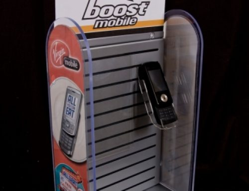 Boost Mobile display