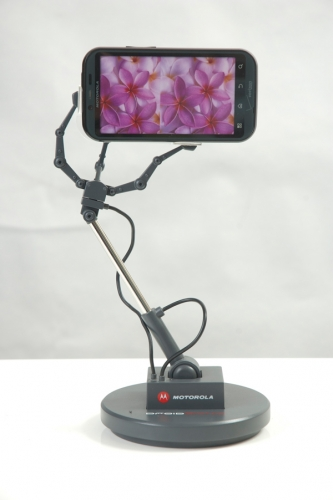 Motorola robotic arm glorifier