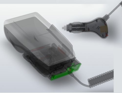 Eftpos charging cradle