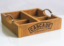 Cascade Cocktail Tray